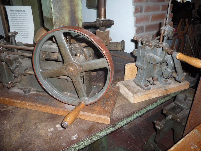 Historische Gerätschaften